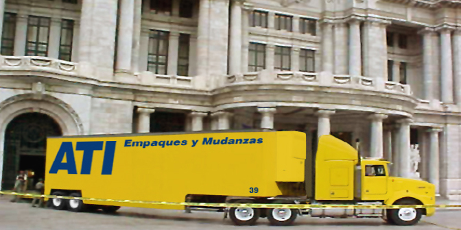 Transporte Bellas Artes